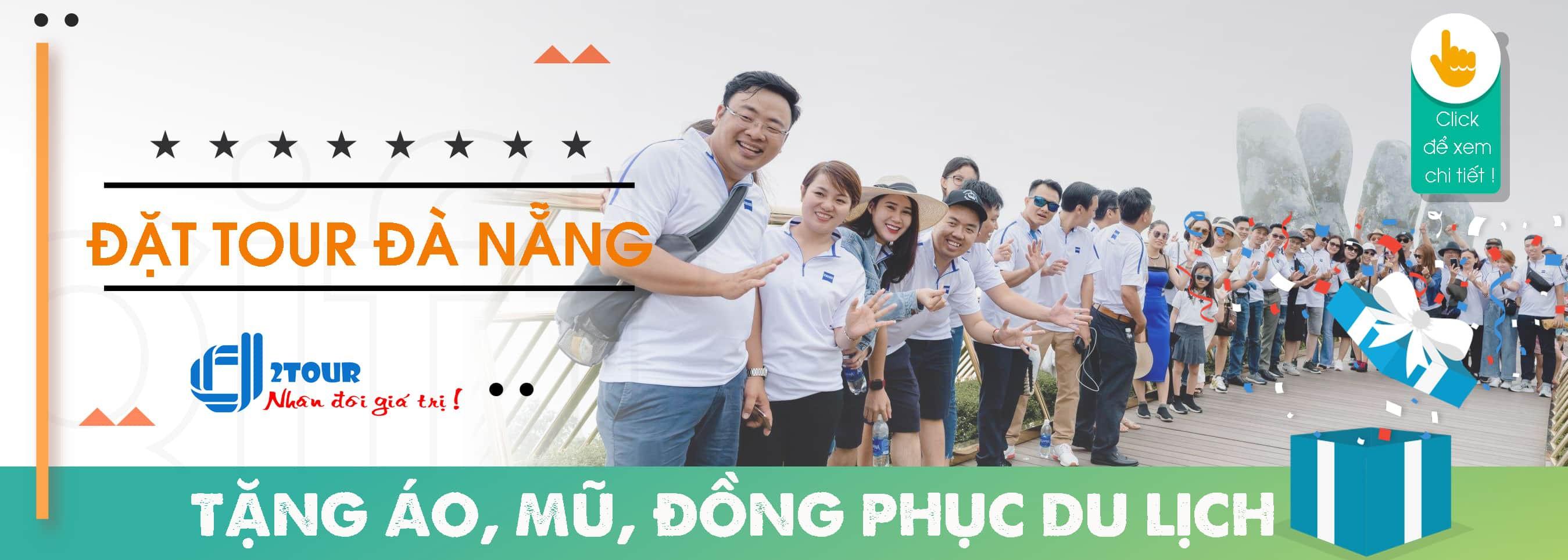 Tour Đà Nẵng cho khách lẻ