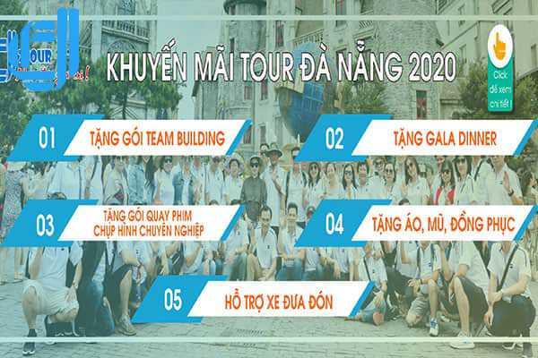[HOT] Chùm Tour Đà Nẵng Khuyến Mãi 2020 Duy Nhất Tại D2TOUR