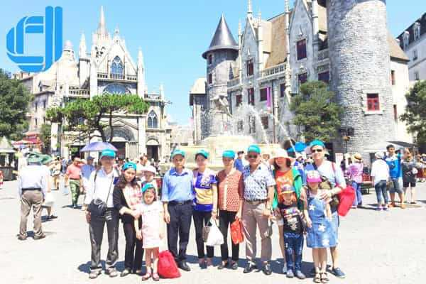 Tour du lịch trọn gói giá rẻ ở Đà Nẵng 3 ngày 2 đêm chất lượng tốt