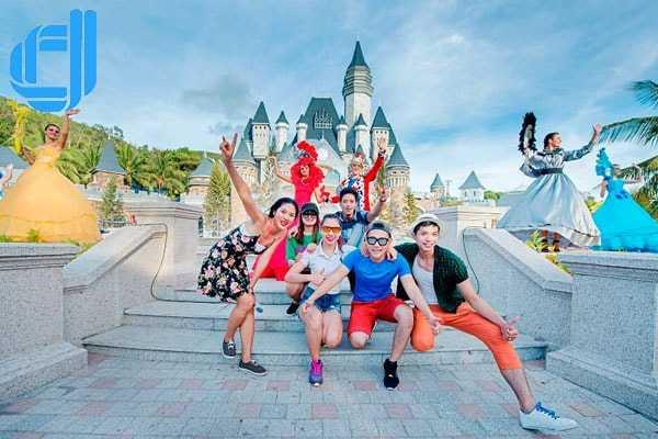 Tour Hải Phòng đi Nha Trang 4 ngày 3 đêm khởi hành hằng ngày