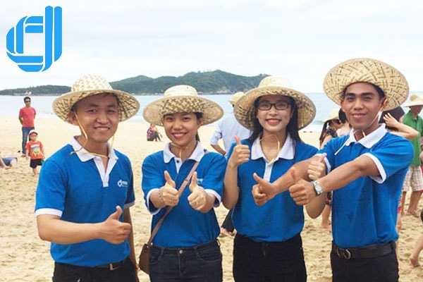 Đoàn BQL đầu tư xây dựng thành phố Quảng Ngãi tại Sa Huỳnh Resort