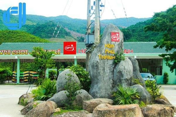 Hòa Phú Thành hút khách ngày hè
