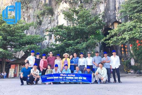 Tư vấn tour du lịch Đà Nẵng khởi hành từ Cần Thơ lịch trình chuẩn