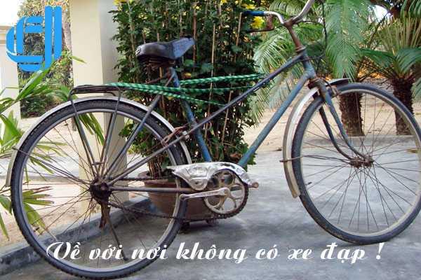 Về với Quảng Nam, về với nơi không có xe đạp