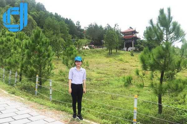 Về Vũng Chùa thăm mộ đại tướng Võ Nguyên Giáp