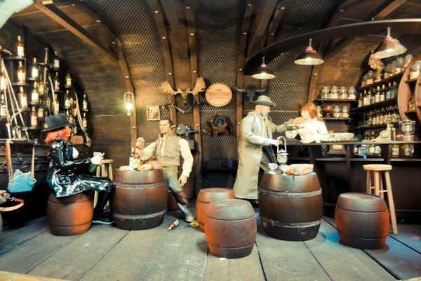 Có một hầm rượu cổ giữa lòng Đà Nẵng !